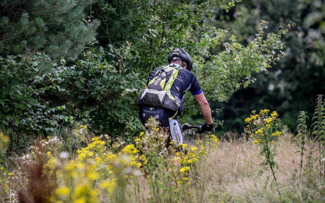 Nieuwe vouwkaart voor toerfietsers en mountainbikers