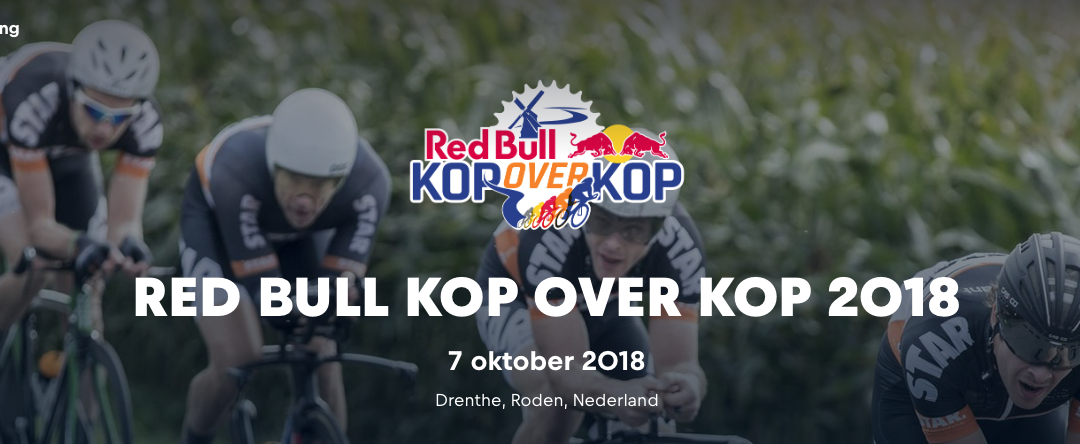 Redbull Kop over Kop in Roden