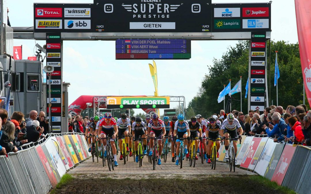 Superprestige in Gieten