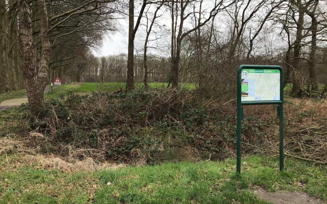 Fietsknooppunten in Drenthe: Ronddwalen, Zonder te Verdwalen