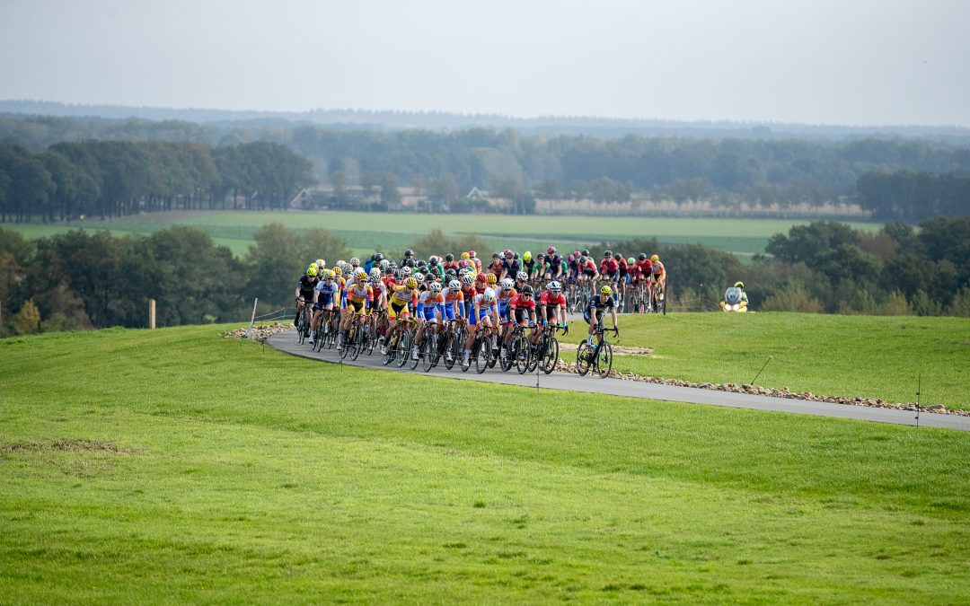 VAM-berg decor voor NK wielrennen: Groot Feest in 2021, Bonus in 2020