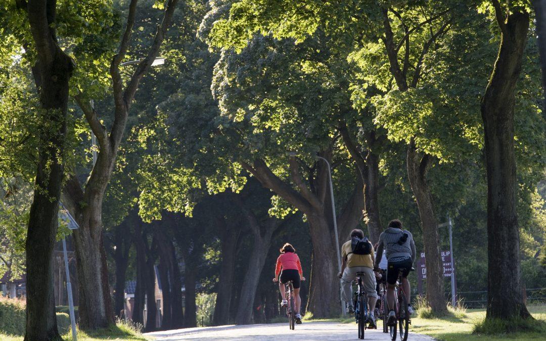 4 jaar UCI Bike Region Label voor Drenthe
