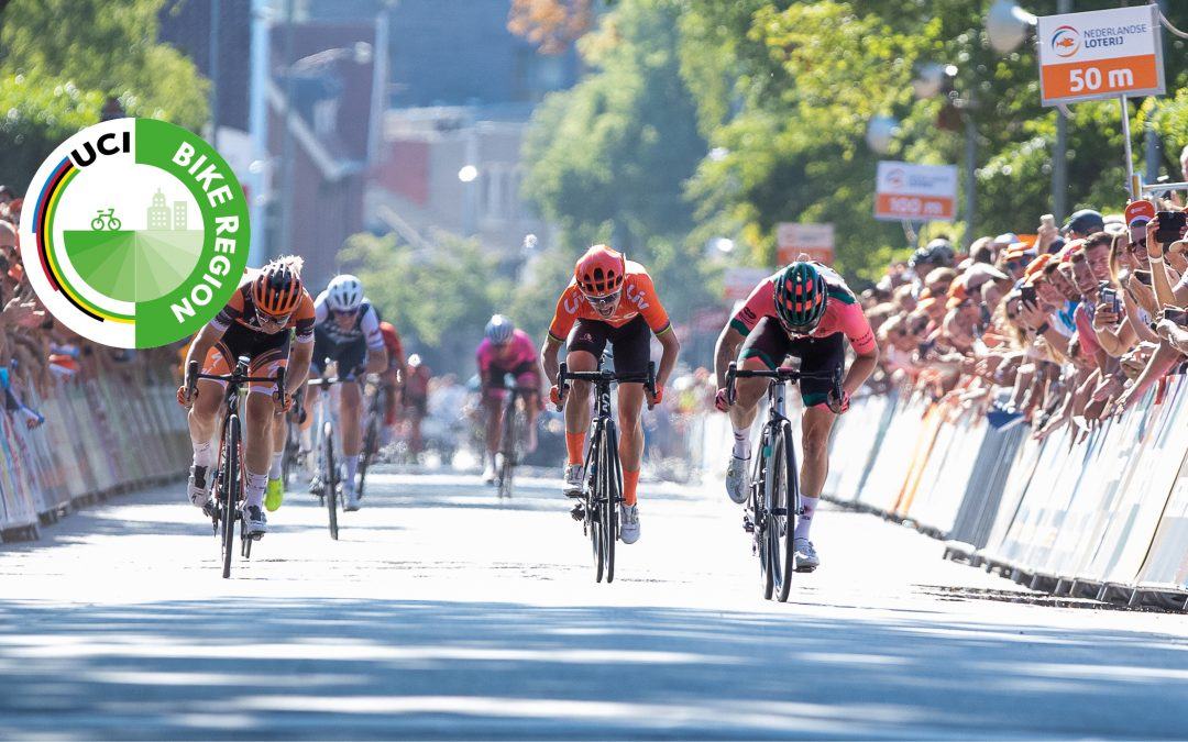 VAM mountain backdrop for National Road Race Championship