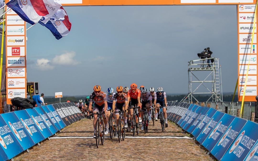 Het NK wielrennen 2020 op de VAM-berg